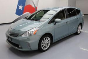 2014 Toyota Prius V FIVE HYBRID NAV REAR CAM HTD SEATS