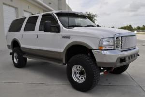 2000 Ford Excursion Limited 4x4 Lifted Photo