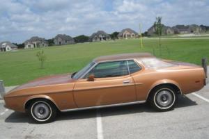 1973 Ford Mustang Grande 351