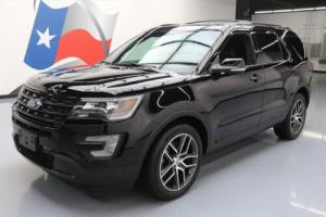 2016 Ford Explorer Sport AWD ECOBOOST NAV 20'S Photo