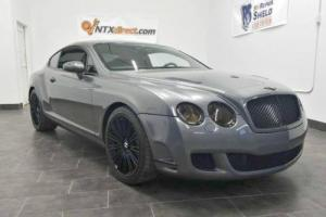 2008 Bentley Continental GT Base AWD 2dr Coupe