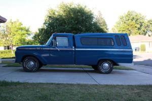 1964 Ford F-100 California