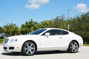 2005 Bentley Continental GT GT Photo