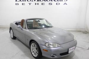 2002 Mazda MX-5 Miata 2dr Convertible LS 6-Speed Manual for Sale