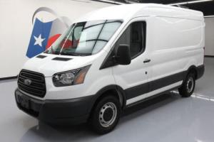 2016 Ford Transit MEDIUM ROOF CARGO REARCAM