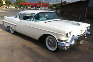1957 Cadillac SERIES 62 COUPE
