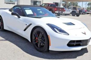 2016 Chevrolet Corvette Black Top