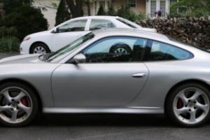 2002 Porsche 911 C4S
