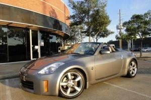 2009 Nissan 350Z Grand Touring 2dr Convertible 5A