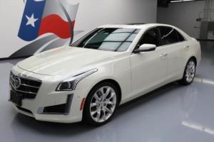 2014 Cadillac CTS 3.6 PERFORMANCE PANO ROOF NAV HUD