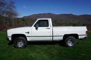 1987 Chevrolet C/K Pickup 1500 K10
