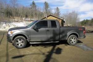 2007 Ford F-150 EXTENDED CAB