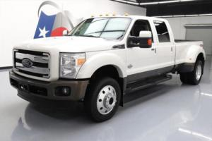 2016 Ford F-450 KING RANCH CREW 4X4 FX4 DIESEL NAV