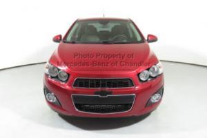 2012 Chevrolet Sonic 4dr Sedan LS 2LS