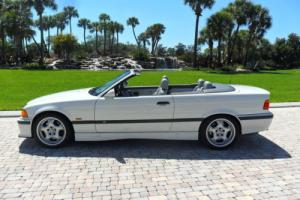 1999 BMW M3 Base 2dr Convertible Convertible 2-Door I6 3.2L