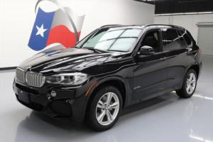 2016 BMW X5 XDRIVE50I AWD M-SPORT PANO ROOF NAV Photo