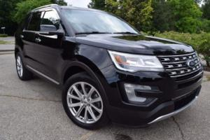 2016 Ford Explorer 4WD LIMITED-EDITION