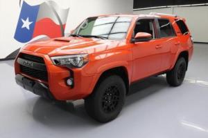 2015 Toyota 4Runner TRD PRO 4X4 AUTO NAV REAR CAM