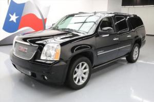 2014 GMC Yukon XL DENALI AWD 7-PASS SUNROOF NAV DVD