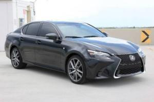 2017 Lexus GS F SPORT 4dr Sedan