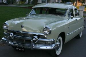 1951 Ford TUDOR RESTORED  - 79K MILES