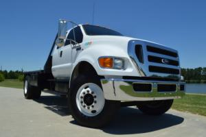 2012 Ford Super Duty F-750 Straight Frame XL