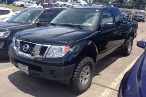 2013 Nissan Frontier S Photo