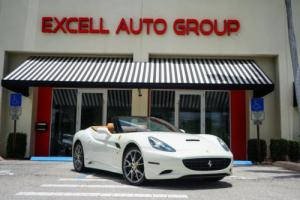2012 Ferrari California 2dr Convertible
