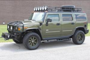2003 HUMMER H2 Adventure Series 4dr Adventure Series