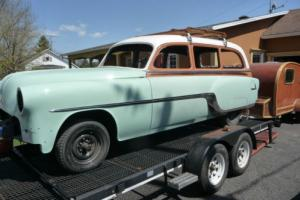 1954 Pontiac Chieftain Station Wagon for Sale