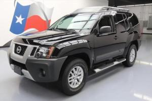 2015 Nissan Xterra S AUTO ROOF RACK SIDE STEPS