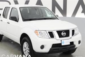 2016 Nissan Frontier Frontier SV