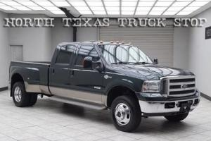 2005 Ford F-350 King Ranch Diesel 4x4 Sunroof Heated Leather 90k