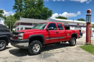 2003 Chevrolet Silverado 2500 HD Silverado LOW MILES 4x4 4dr Photo