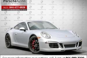 2015 Porsche 911 2dr Cpe Carrera 4S