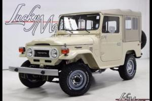1978 Toyota Land Cruiser 4WD 4-Spd Super Clean Photo
