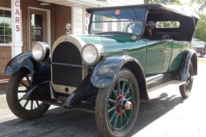 1923 Oldsmobile Touring 4-Door Convertible