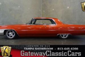 1965 Cadillac DeVille -- Photo