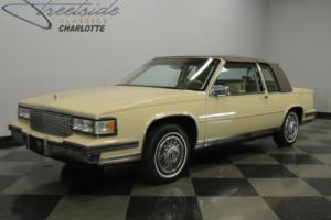 1987 Cadillac Coupe DeVille Photo