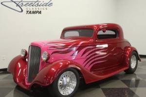 1934 Chevrolet 3 Window Coupe Photo