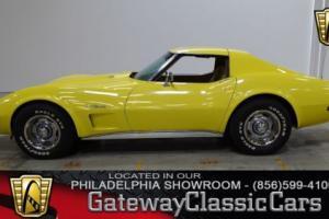 1974 Chevrolet Corvette -- Photo