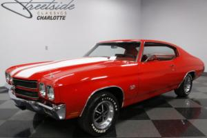 1970 Chevrolet Chevelle SS 396 Photo
