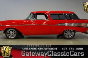 1957 Chevrolet Nomad -- for Sale