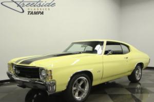 1972 Chevrolet Chevelle SS Tribute Photo