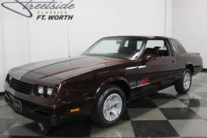 1988 Chevrolet Monte Carlo SS Photo