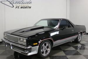 1985 Chevrolet El Camino SS Photo