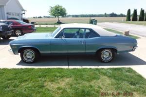1971 Chevrolet Nova -- Photo
