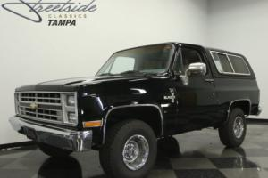 1985 Chevrolet Blazer K5 Silverado Photo