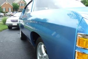 Chevrolet: Chevelle Coupe Photo