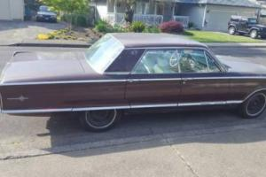 1965 Chrysler 300 Series for Sale